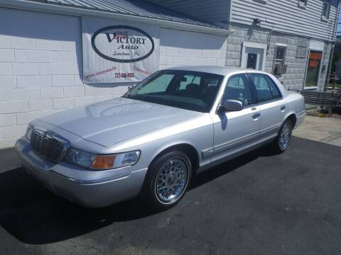 2002 Mercury Grand Marquis for sale at VICTORY AUTO in Lewistown PA