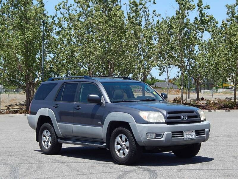 2003 Toyota 4Runner for sale at Crow`s Auto Sales in San Jose CA