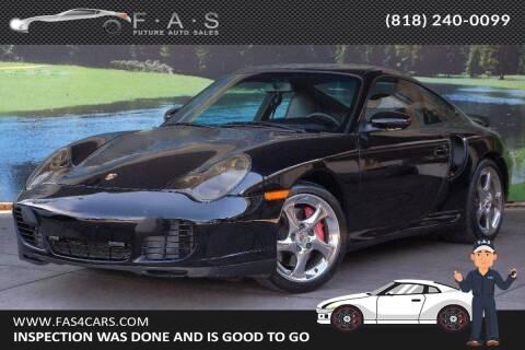 2001 Porsche 911 for sale at Best Car Buy in Glendale CA