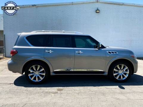 2014 Infiniti QX80 for sale at Smart Chevrolet in Madison NC