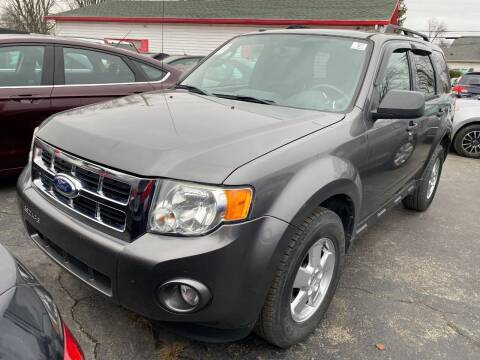 2011 Ford Escape for sale at A Class Auto Sales in Indianapolis IN