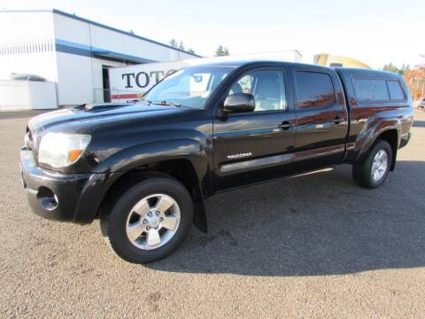 2011 Toyota Tacoma for sale at 101 Budget Auto Sales in Coos Bay OR