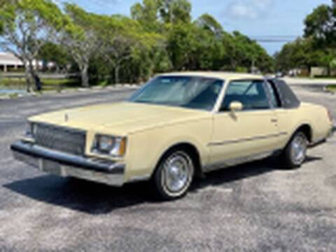 1979 Buick Regal for sale at Classic Car Deals in Cadillac MI