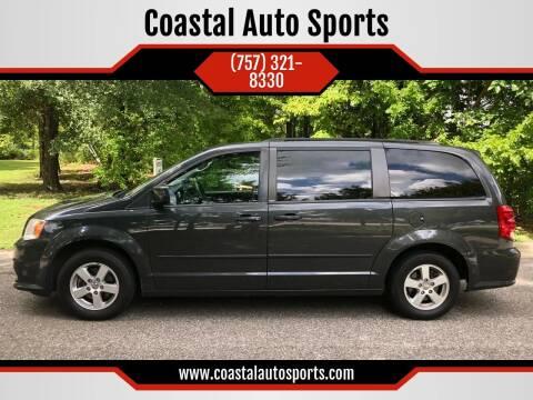 2011 Dodge Grand Caravan for sale at Coastal Auto Sports in Chesapeake VA