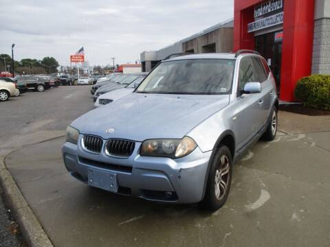 2006 BMW X3 for sale at Premium Auto Collection in Chesapeake VA