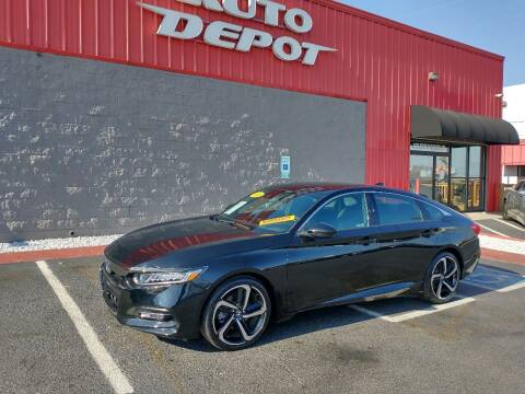 2018 Honda Accord for sale at Auto Depot of Madison in Madison TN