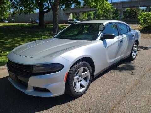 2016 Dodge Charger for sale at EXECUTIVE AUTOSPORT in Portland OR