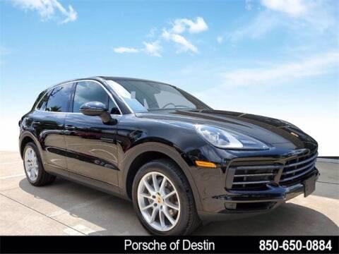 2020 Porsche Cayenne for sale at Gregg Orr Pre-Owned of Destin in Destin FL