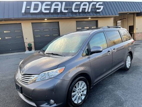 2012 Toyota Sienna for sale at I-Deal Cars in Harrisburg PA