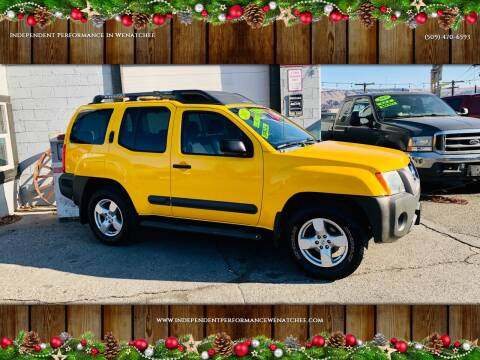 2007 Nissan Xterra for sale at Independent Performance Sales & Service in Wenatchee WA