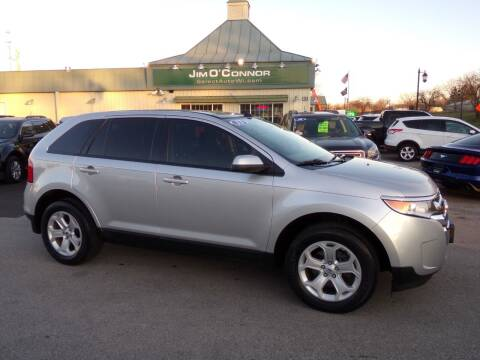 2013 Ford Edge for sale at Jim O'Connor Select Auto in Oconomowoc WI