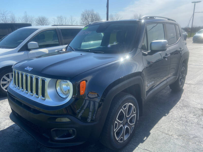 2015 Jeep Renegade for sale at EAGLE ONE AUTO SALES in Leesburg OH
