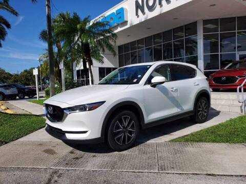 2017 Mazda CX-5 for sale at Mazda of North Miami in Miami FL