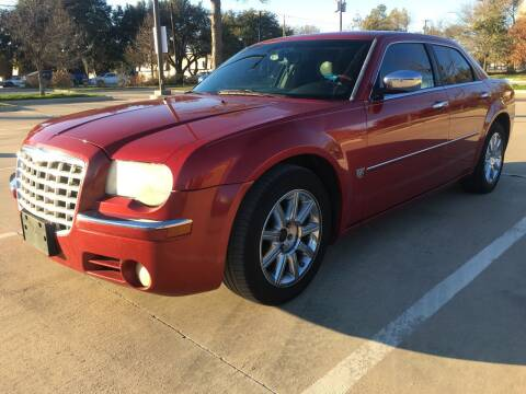 2007 Chrysler 300 for sale at Safe Trip Auto Sales in Dallas TX