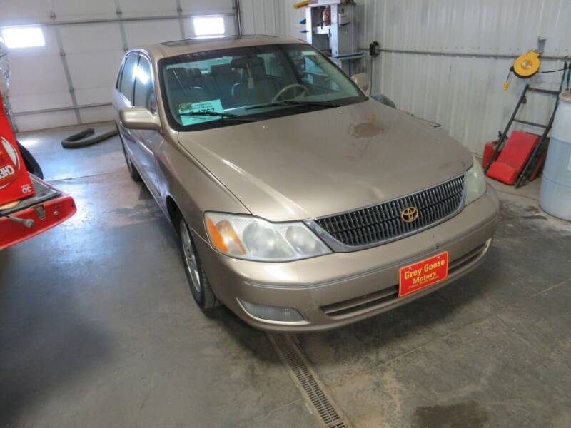 2001 Toyota Avalon for sale at Grey Goose Motors in Pierre SD