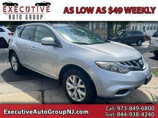 2013 Nissan Murano for sale at Executive Auto Group in Irvington NJ