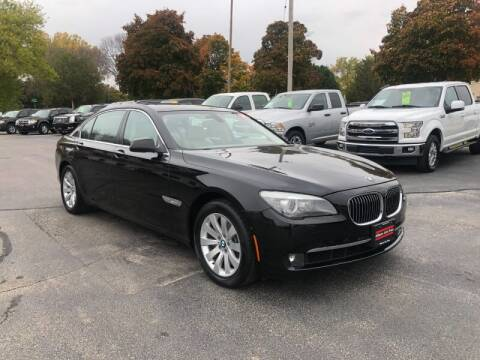 2010 BMW 7 Series for sale at WILLIAMS AUTO SALES in Green Bay WI