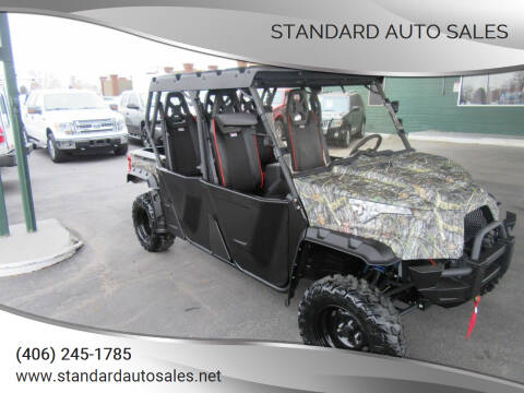 2020 Massimo msu-800-5 for sale at Standard Auto Sales in Billings MT
