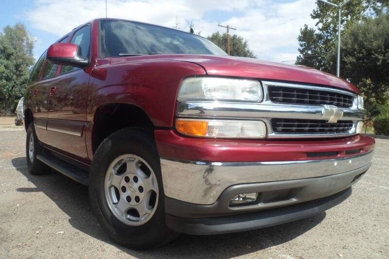 2006 Chevrolet Tahoe for sale at CAR PLUS in Modesto CA