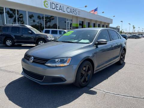 2013 Volkswagen Jetta for sale at Ideal Cars in Mesa AZ