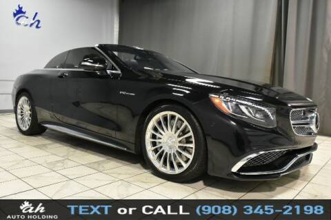 2017 Mercedes-Benz S-Class for sale at AUTO HOLDING in Hillside NJ