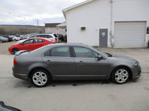 2010 Ford Fusion for sale at ROUTE 119 AUTO SALES & SVC in Homer City PA