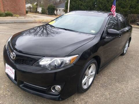 2012 Toyota Camry for sale at Hilton Motors Inc. in Newport News VA