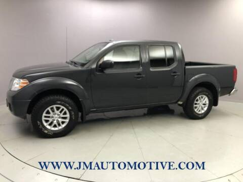 2015 Nissan Frontier for sale at J & M Automotive in Naugatuck CT