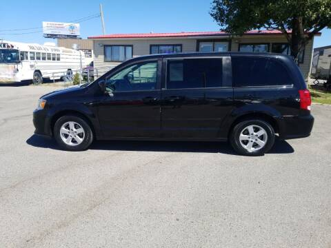2013 Dodge Grand Caravan for sale at Revolution Auto Group in Idaho Falls ID