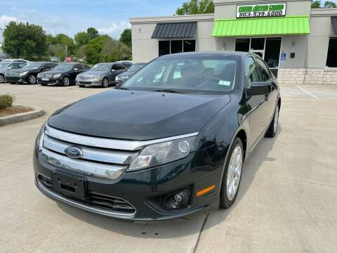 2010 Ford Fusion for sale at Cross Motor Group in Rock Hill SC