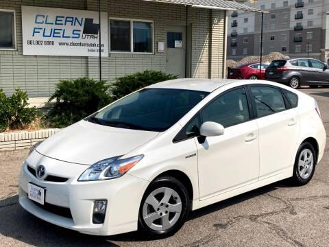2010 Toyota Prius for sale at Clean Fuels Utah - SLC in Salt Lake City UT