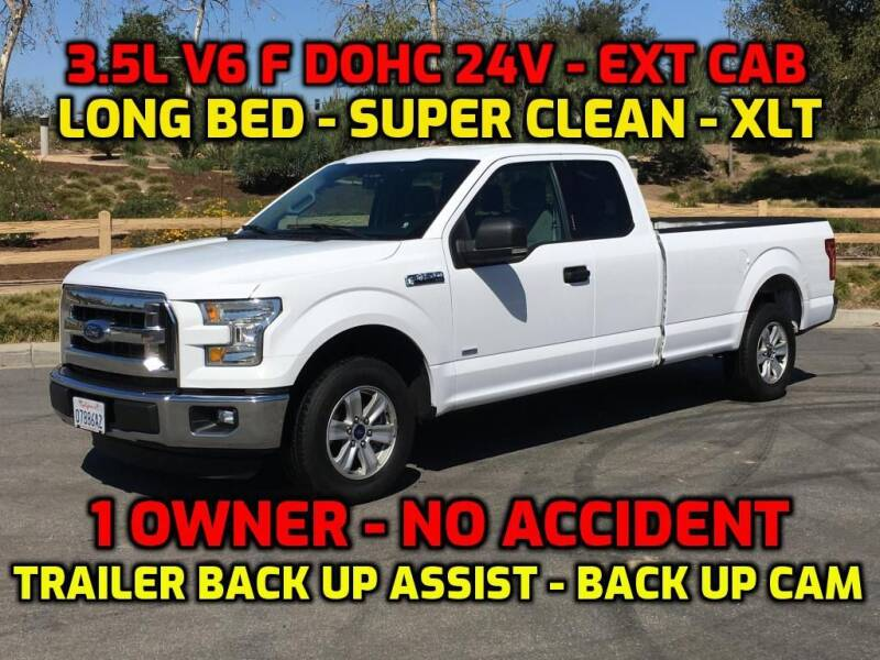 2016 Ford F-150 for sale at OC Used Auto in Newport Beach CA