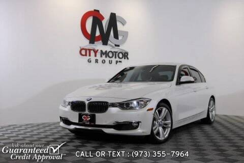 2013 BMW 3 Series for sale at City Motor Group, Inc. in Wanaque NJ