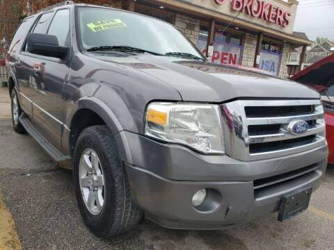 2010 Ford Expedition for sale at USA Auto Brokers in Houston TX
