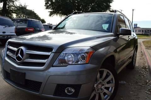 2012 Mercedes-Benz GLK for sale at E-Auto Groups in Dallas TX