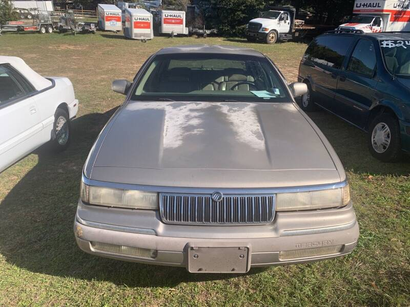 1994 Mercury Grand Marquis for sale at Nash's Auto Sales Used Car Dealer in Milton FL