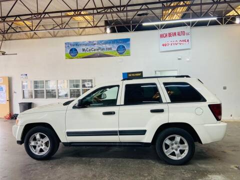 2006 Jeep Grand Cherokee for sale at High Beam Auto in Dallas TX