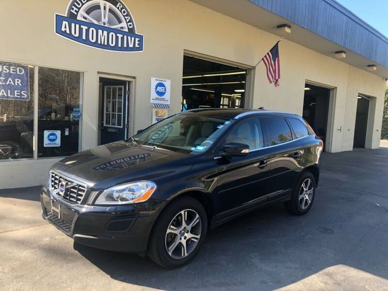 2013 Volvo XC60 for sale at HUDSON ROAD AUTOMOTIVE in Stow MA