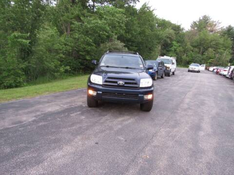 2005 Toyota 4Runner for sale at Heritage Truck and Auto Inc. in Londonderry NH