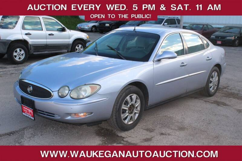2005 Buick LaCrosse for sale at Waukegan Auto Auction in Waukegan IL
