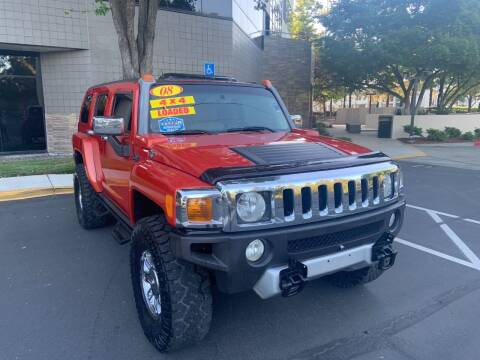 2008 HUMMER H3 for sale at Right Cars Auto Sales in Sacramento CA