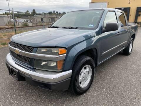 2006 Chevrolet Colorado for sale at South Tacoma Motors Inc in Tacoma WA