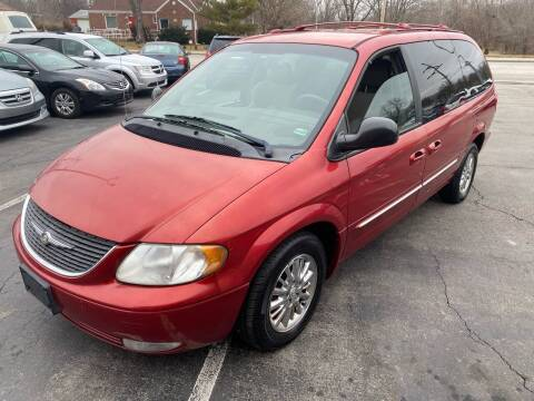 2003 Chrysler Town and Country for sale at Auto Choice in Belton MO