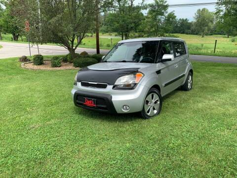 2010 Kia Soul for sale at Clarks Auto Sales in Connersville IN