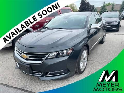 2015 Chevrolet Impala for sale at Meyer Motors in Plymouth WI