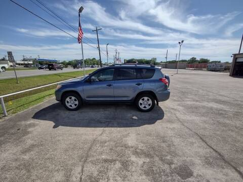 2010 Toyota RAV4 for sale at BIG 7 USED CARS INC in League City TX