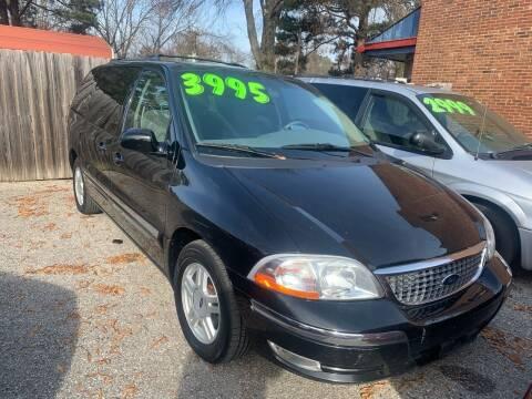 2003 Chevrolet Venture for sale at Super Wheels-N-Deals in Memphis TN