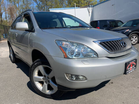 2008 Lexus RX 350 for sale at JerseyMotorsInc.com in Teterboro NJ