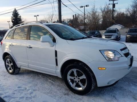 2012 Chevrolet Captiva Sport for sale at Julian Auto Sales, Inc. in Warren MI