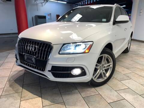 2016 Audi Q5 for sale at EUROPEAN AUTO EXPO in Lodi NJ